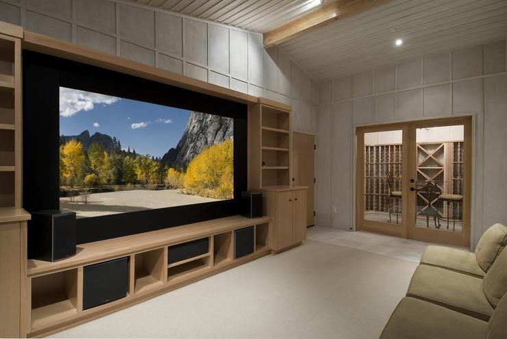 Make your own home theatre.