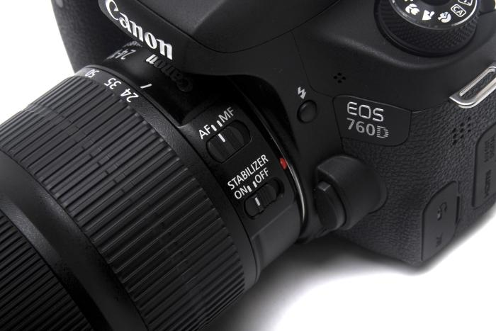 Switch the lens to manual focus to get the exact focal point you are after.
