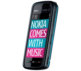 Nokia Comes With Music