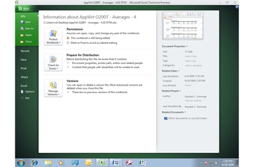 Microsoft Office 2010 (Community Technology Preview)